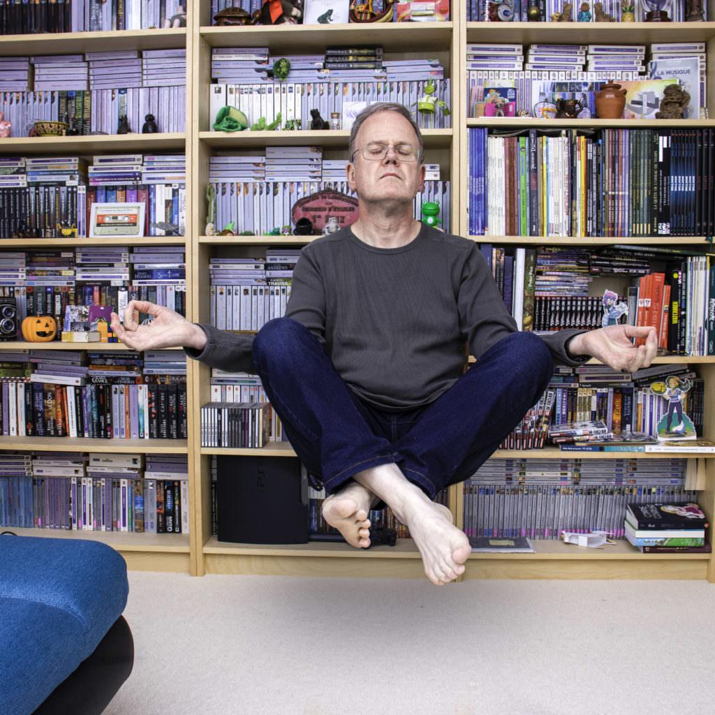 Méditation pour supporter le confinement - Mathieu Fay