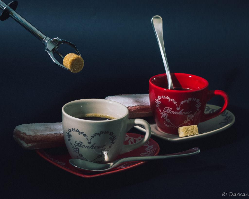 Quand vient l'heure du goûter - Yannick Lasserre