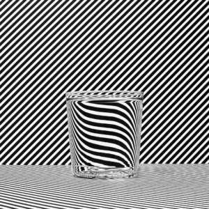 Lignes dans un verre - Richard Lécaille