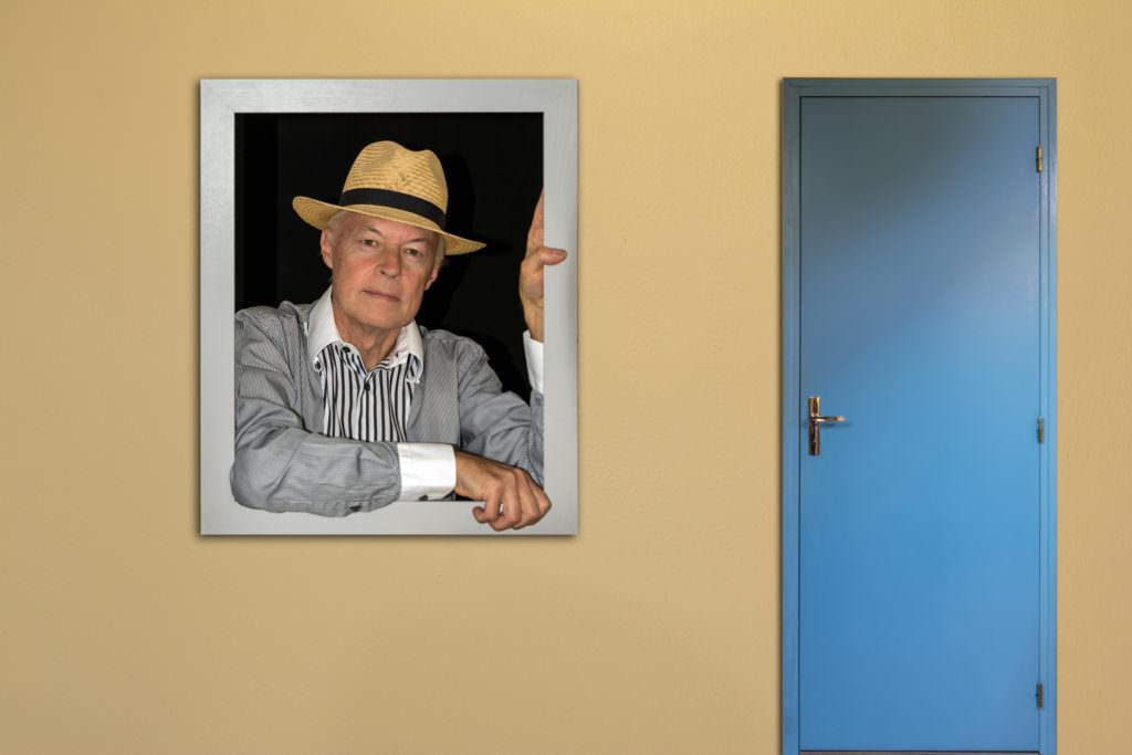 Narcissisme en 3D dans ma chambre - Michel Mg